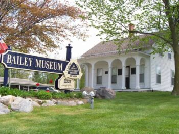 Bailey Museum in South Haven