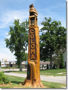 Placemaking at Baker Park in Coloma